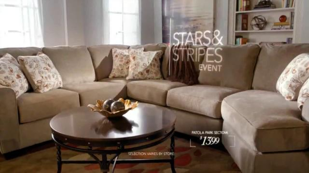 Ashley Furniture Stars Stripes Tv Commercial Ft Giuliana And Bill Rancic