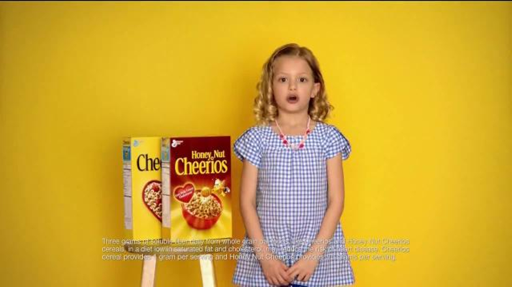Cheerios TV Spot, 'It's All About the Oats' - 1942 commercial airings