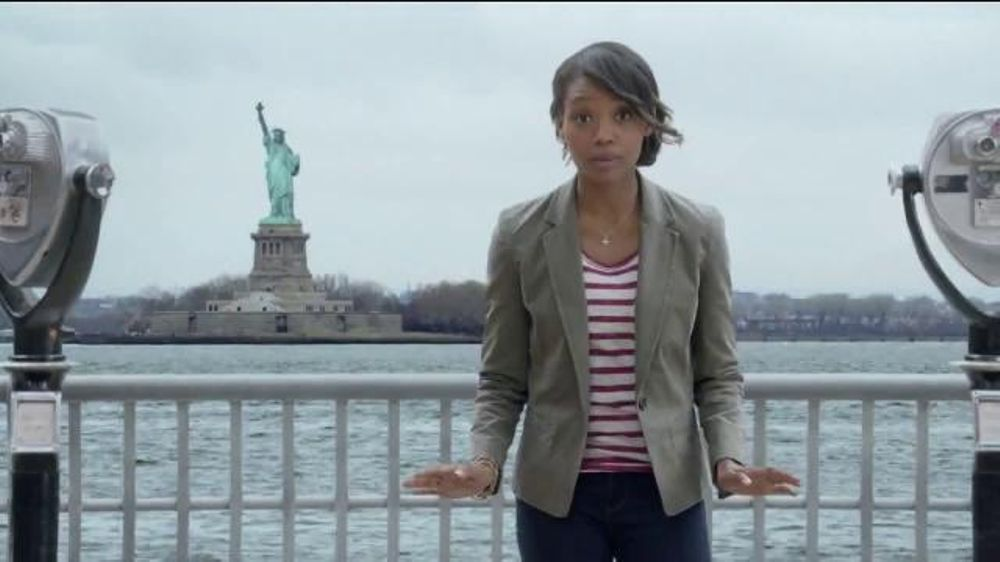 asian model in liberty mutual commercial