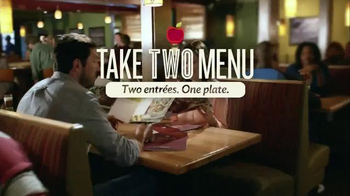 Applebee's Take Two Menu TV Spot, 'Indecision'