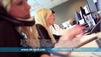 ITT Technical Institute TV Spot, 'Insight Global'