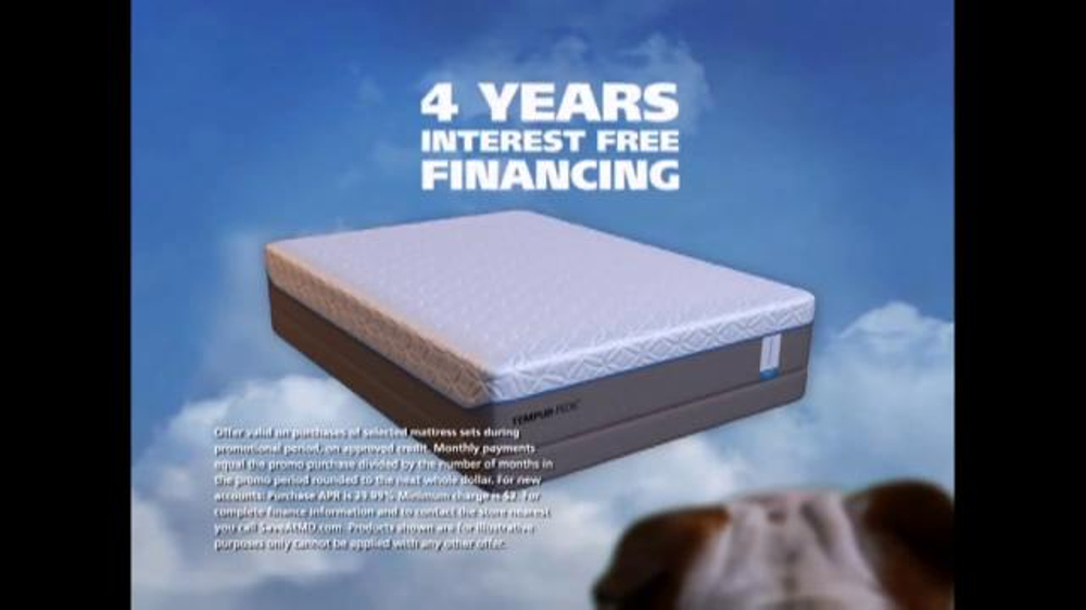 Mattress Discounters 4th of July Sale TV mercial