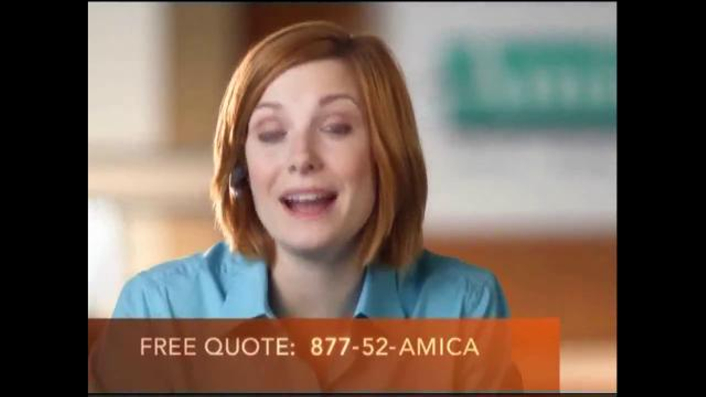 Amica mutual insurance company tv spot 39 standards 39 for Is amica insurance good