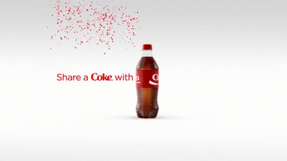 Coca-Cola TV Spot, 'Share a Coke' Song by Trimountaine - Screenshot 10