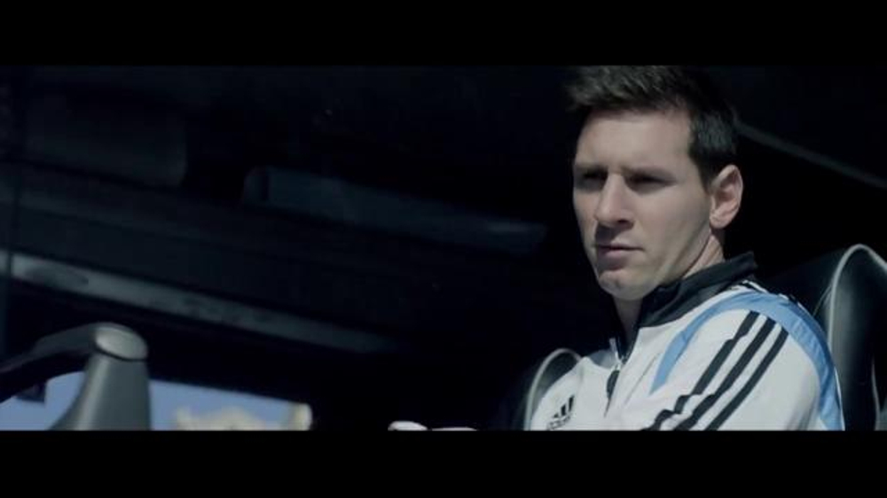 adidas TV Spot, 'The Dream: All in or Nothing' Ft. Lionel Messi, Jordi Alba - Screenshot 3