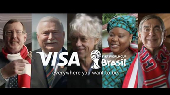 VISA: FIFA World Cup: United in Rivalry