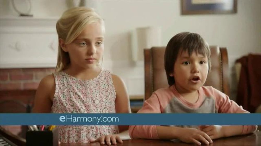 Eharmony speed dating commercial cast Snappy Tots