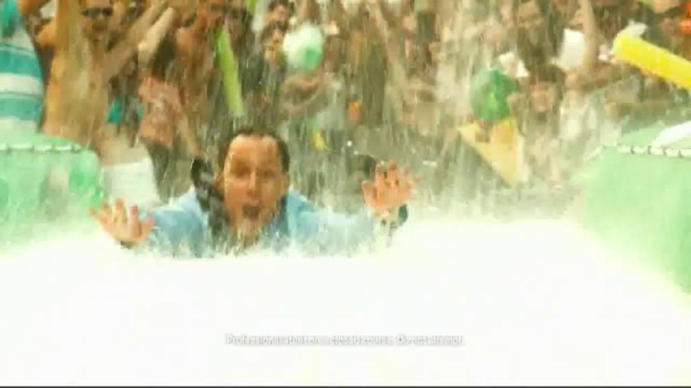 Bud Light Lime TV Spot, 'Block Party Slip 'n' Slide' - Screenshot 7
