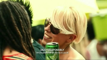 Bud Light Lime TV Spot, 'Block Party Slip 'n' Slide' - Thumbnail 4