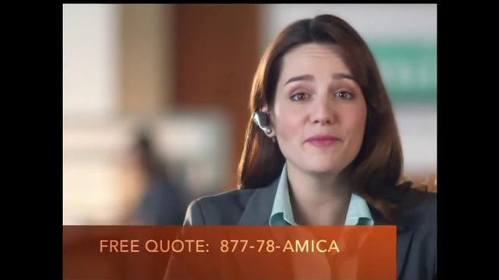 Amica mutual insurance company tv commercial 39 all of the for Is amica insurance good
