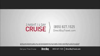 DirectBuy TV Spot, 'Free Cruise'