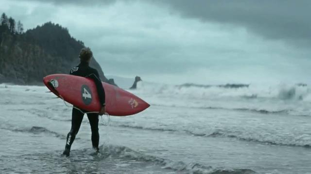 HP Pavilion x360 TV Spot, '#BendTheRules' Surfing with Ian Walsh