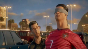 Nike TV Spot, 'The Last Game: Cristiano Ronaldo Free Kick'