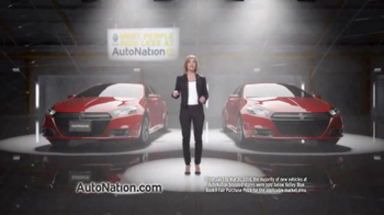 AutoNation Tent Event Sale TV Spot thumbnail