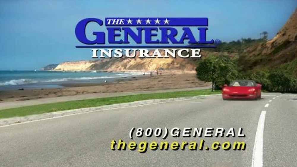The General TV Commercial, 'Unhappy Insurance Company ...