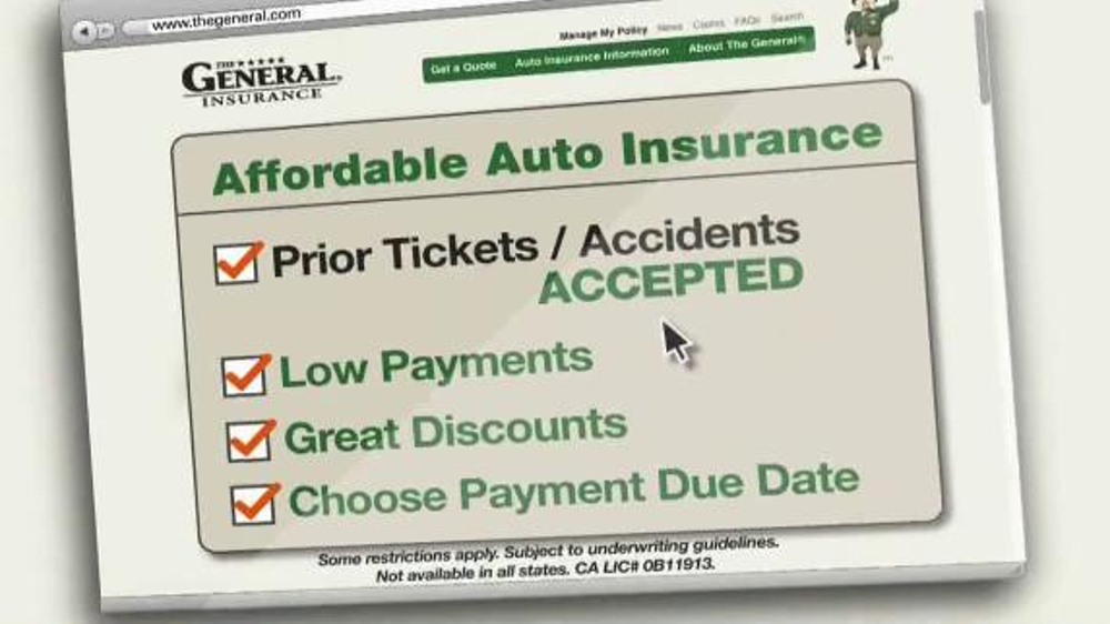 The General Car Insurance: The General TV Commercial, 'Unhappy Insurance Company