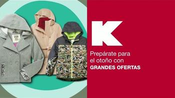 Kmart TV Spot, 'Grandes Ofertas Para el Otoño' [Spanish]