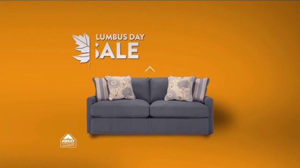 Ashley Furniture Homestore Tv Commercial 39 2014 Columbus Day Sale 39