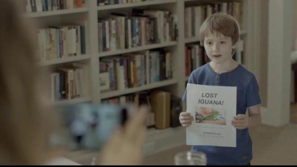 HP TV Spot, 'Lost Iguana'