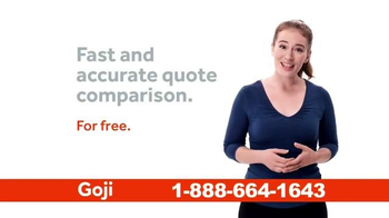 Goji TV Spot, 'As Easy as Comparing Flights'