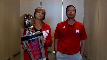 University of Nebraska Women's Basketball Season Tickets TV Spot