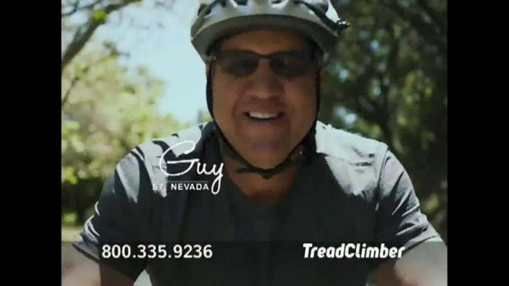 Bowflex TreadClimber TV Spot, 'Guy's Story'