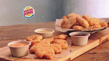 Burger King Chicken Nuggets TV Spot, 'Precio Especial' [Spanish]
