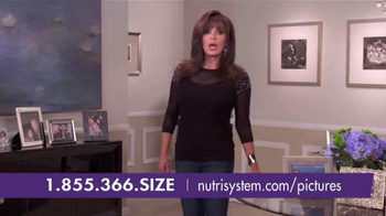 Nutrisystem TV Spot, 'Back in the Pictures' Featuring Marie Osmond thumbnail