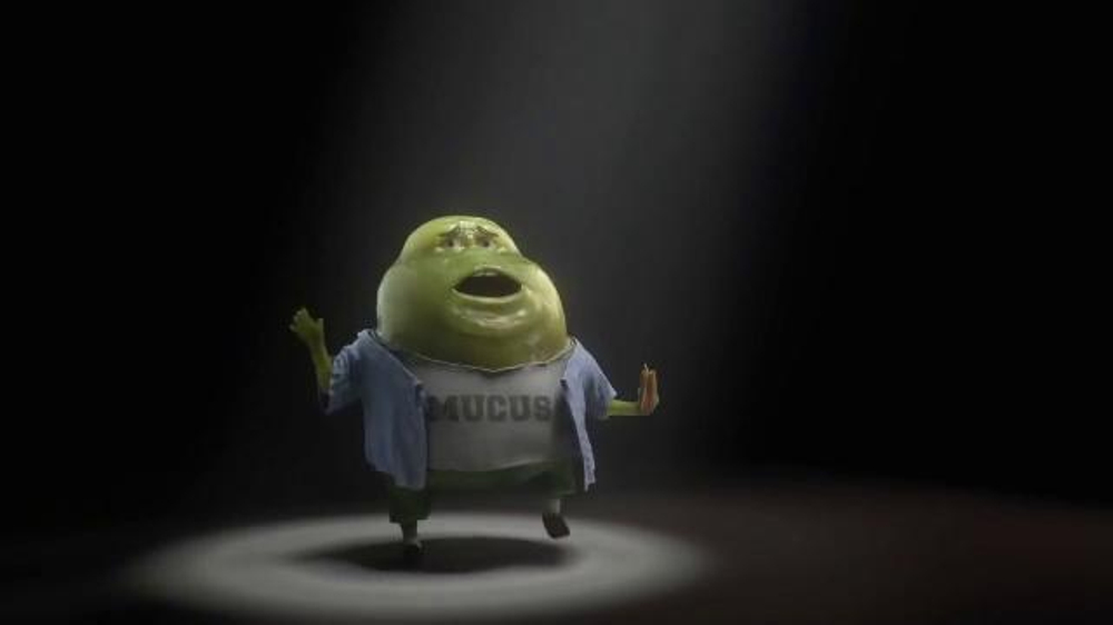 Mucinex TV Spot, 'It's Here' thumbnail