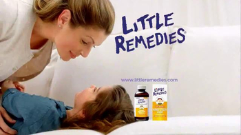 Little Remedies Honey Cough Syrup TV Spot, 'Natural'