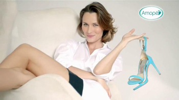 Amope Pedi Perfect TV Spot, 'For Beautifully Smooth Skin'