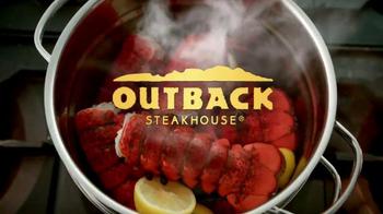 Outback Steakhouse Steak & Lobster TV Spot, 'Back By Popular Demand'
