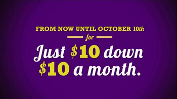 Planet Fitness TV Spot, 'Just $10'