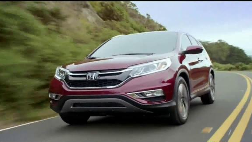 2015 honda cr v tv commercial 39 motor trend suv of the year 39. Black Bedroom Furniture Sets. Home Design Ideas