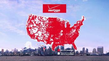 Verizon XLTE TV Spot, 'October: More Reasons' thumbnail
