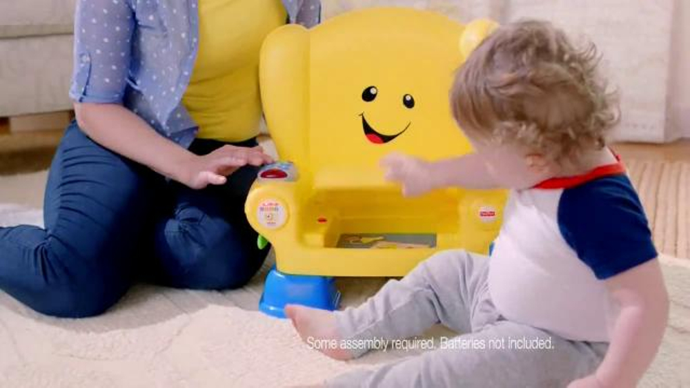 Fisher price smart stages chair tv commercial advance imagination