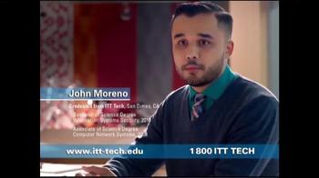 ITT Technical Institute TV Spot, 'Life Changes'