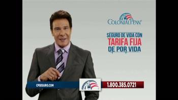 Colonial Penn TV Spot Con Fernando Allende [Spanish]