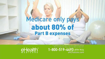 eHealth Medicare TV Spot, 'The Right Plan for Your Needs'
