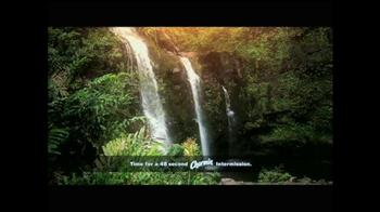 Charmin TV Spot, 'Intermission: Waterfalls' thumbnail