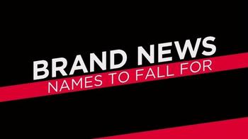 Kohl's TV Spot, 'Clothing Brand Names for Fall'