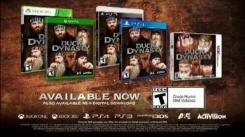 Duck dynasty the video game tv spot you need more than just a beard