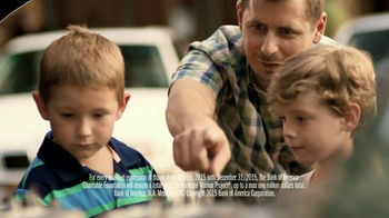 Bank of America TV Spot, 'A Simple Thank You For Our Troops' thumbnail