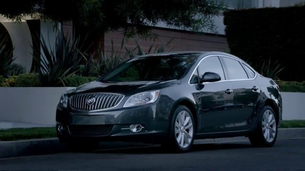 Buick Commercial Girl