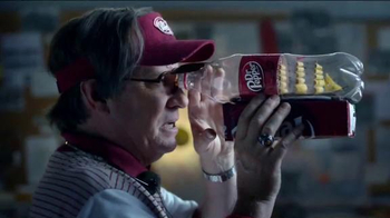 Dr. Pepper TV Spot, 'College Football: One Man Selection Committee'