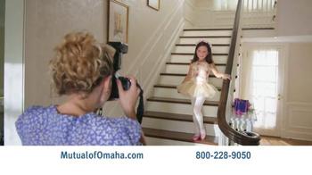 Mutual of Omaha Life Insurance TV Spot, 'Steve & Me'