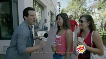 Burger King Chicken Nuggets TV Spot, 'That's So Wrong'
