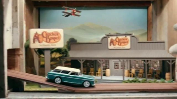 Cracker Barrel Old Country Store and Restaurant TV Spot, 'Home Style'