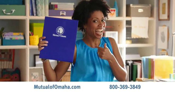 Mutual of Omaha Life Insurance TV Spot, 'The Thing You've Been Putting Off'