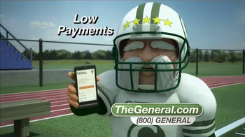 The General TV Spot, 'Football'